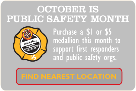 October is Public Safety Month