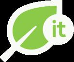 Leafit Logo Return Home