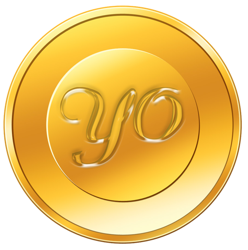 YOcoin Home Page Menu Button