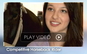 Who are Scientologists? Meet Sophie, a competitive horseback rider from Southern California